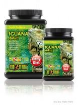 Exo Terra -Soft Pellets Adult Iguana Food - Пълноценна и балансирана храна за възрастни игуани - 260 гр.