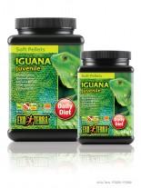 Exo Terra -Soft Pellets Juvenile Iguana Food - Пълноценна и балансирана храна за млади игуани - 240 гр.
