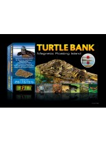 Exo Terra - Turtle Bank - остров за водни костенурки за терариум - 29.8х17.8х5.4 см.