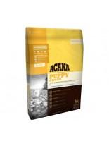 Acana Puppy&Junior - високо качествена, гранулирана, суха храна за кученца до 1 година с микс от меса - 11.4 кг.