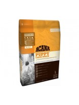 Acana Puppy Large Breed - високо качествена, гранулирана, суха храна за кученца до 1 година от едрите породи с пилешко месо - 17 кг.