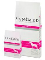 Sanimed - ANTI - STRUVITE - лечебна храна за кучета над 1 година с проблемен оринален тракт - 3 кг.