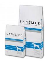 Sanimed - WEIGHT REDUCTION - лечебна храна за кучета над 1 година за ефективно редуциране на теглото - 3 кг.