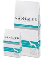 Sanimed - WEIGHT CONTROL - лечебна храна за кучета над 1 година за ефективно потдържане на теглото - 3 кг.