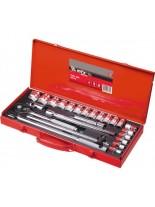 MTX Germany - Комплект инструменти шофьорски - 1/2 - 24 части