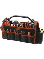 MTX Germany - Чанта за инструменти с рамка за носене и джобове - 490 х 230 х 280  mm.