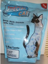 Zoomarket Special Cat Natural - натурална, силиконова котешка тоалетна - 3.8 литра