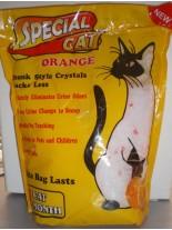 Zoomarket Special Cat Orange - силиконова котешка тоалетна, портокал - 3.8 литра