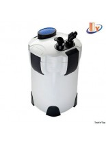 SunSun - HW-303B - външен аквариумен филтър с вградена UV лампа  - за аквариуми до 300 л.
