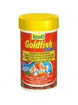 Tetra Goldfish Crisps - Храна за златни рибки на хрупкави хапки - 100 мл.