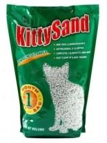 Valenger Kitty Sand Natural - натурална, бентонитова котешка тоалетна - 5 кг.